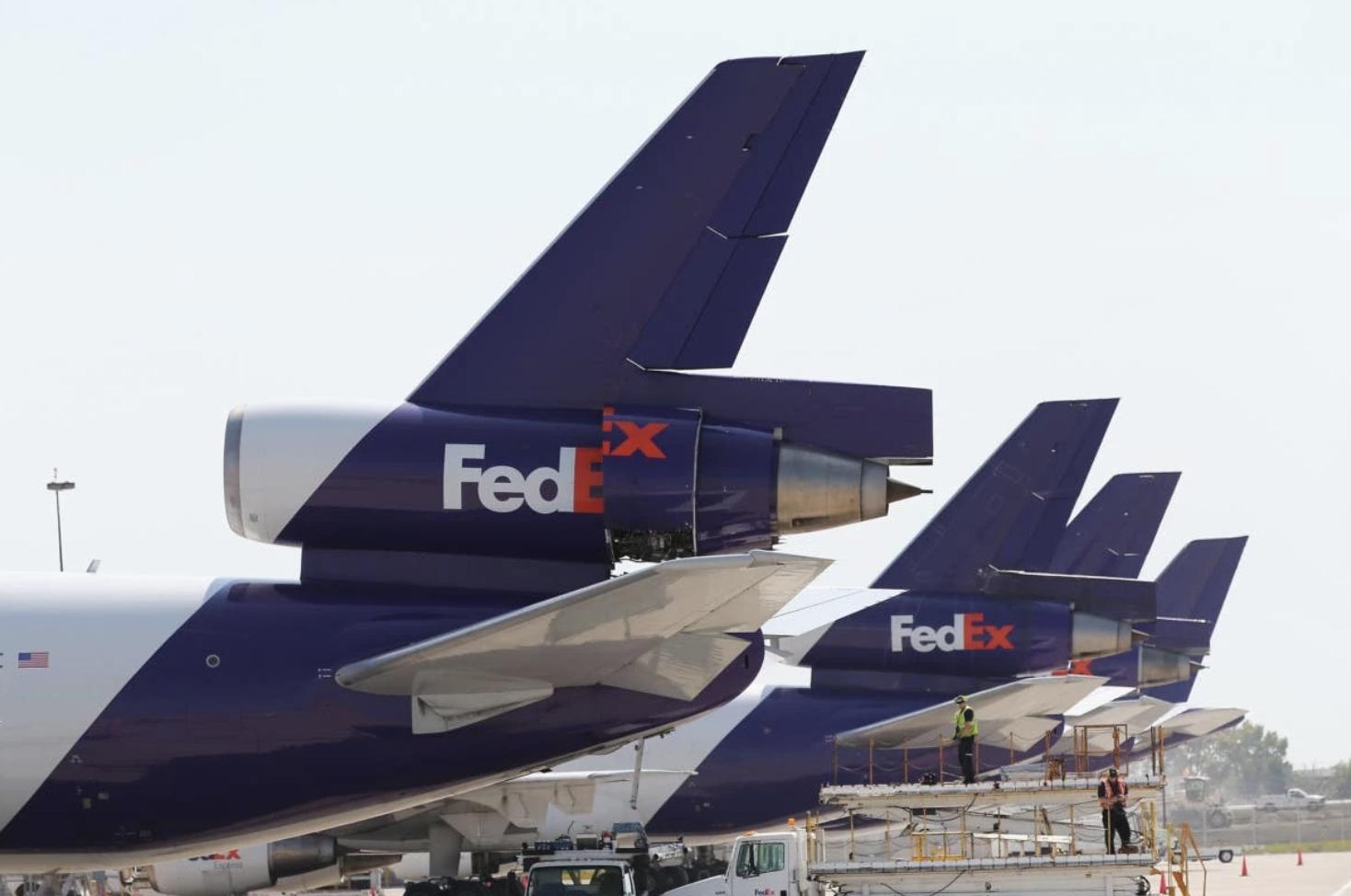 Incident: Hong Kong A333 and Fedex MD11 at Hong Kong on May 22nd 2020, loss of separation between ta