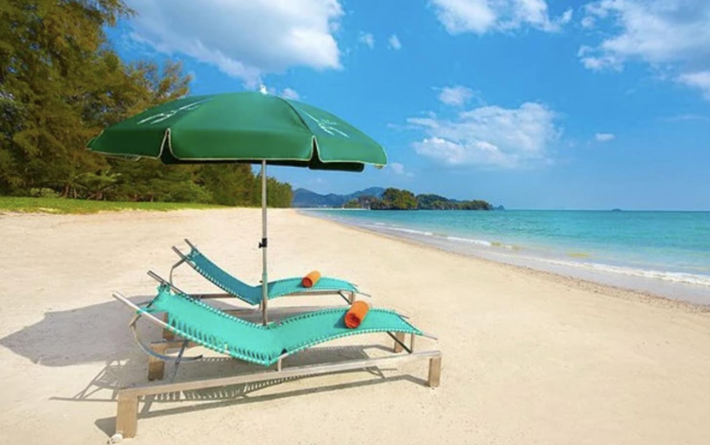 KRABI, THAILAND – Cha-Da Resort