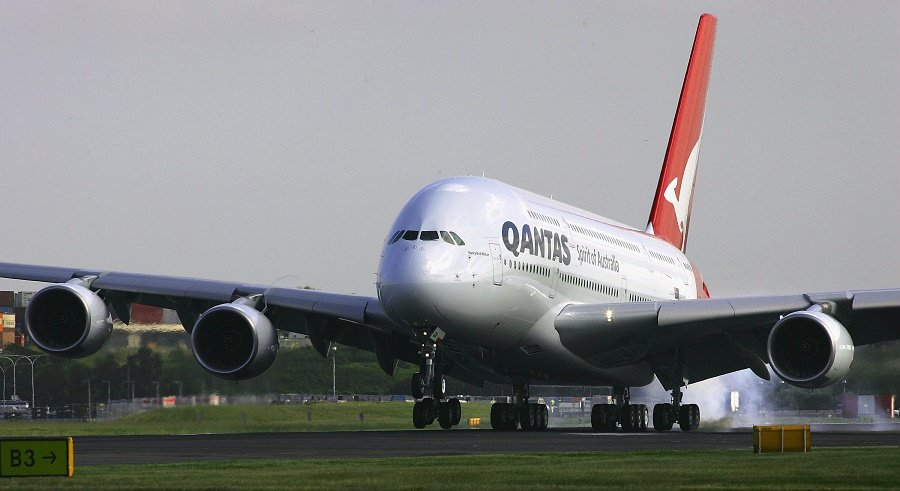 Joyce says all 12 Qantas A380s will fly again