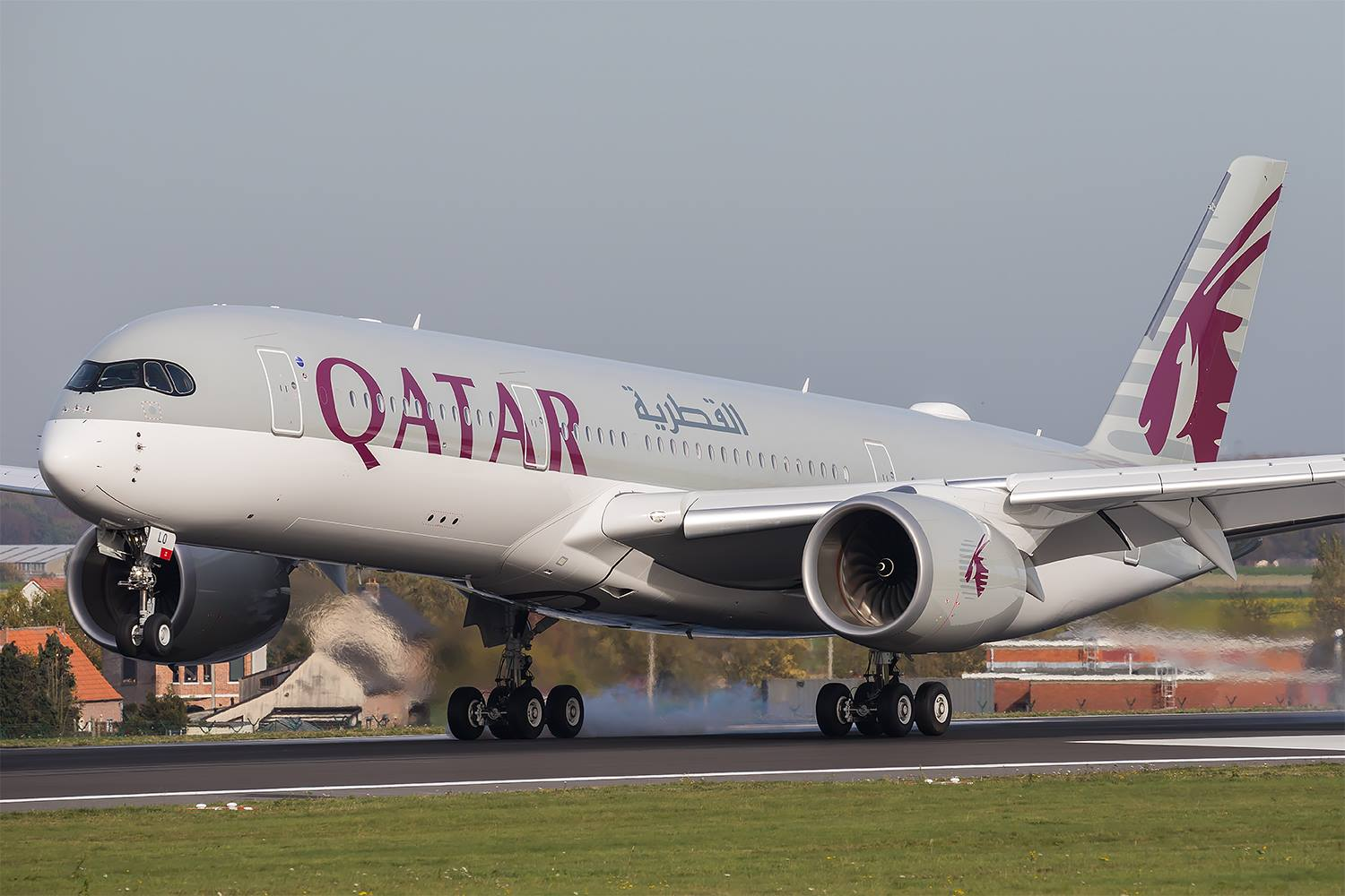 Incident: Qatar Airways A350 stall warning over Iran