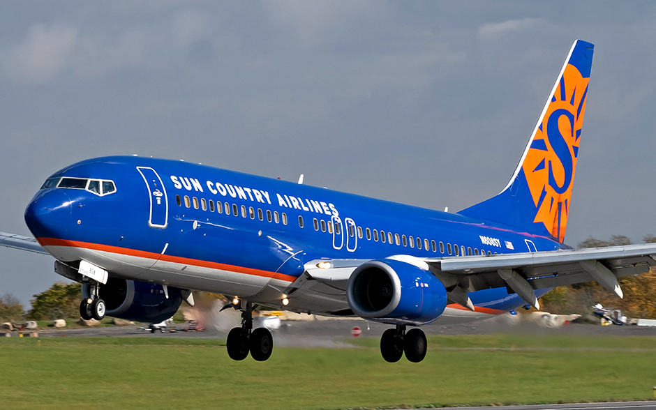 Sun Country Adds 18 New Nonstop Routes