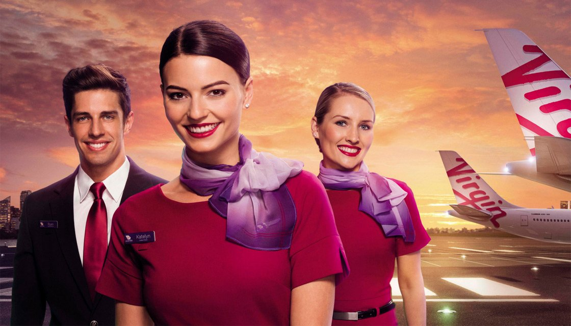 Flight Attendant Virgin Australia