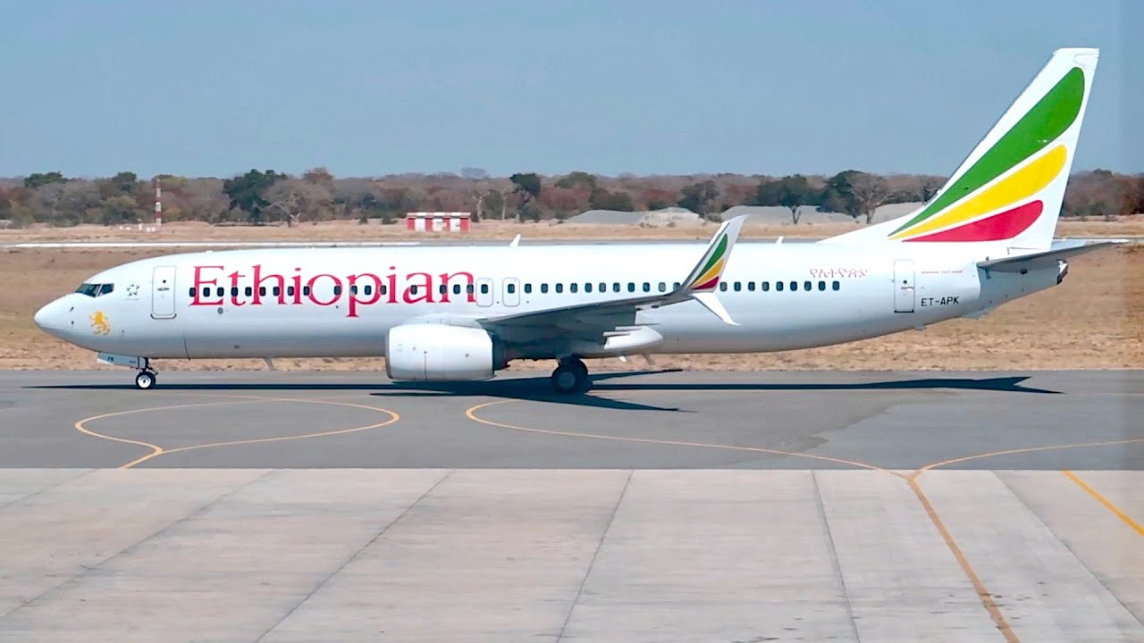 Incident: An Ethiopian Airlines Boeing 737 has landed at the wrong airport