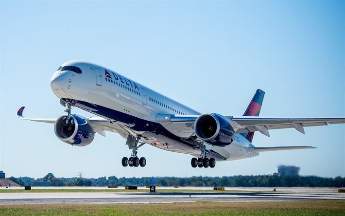Delta to equip 300 aircraft with high-speed