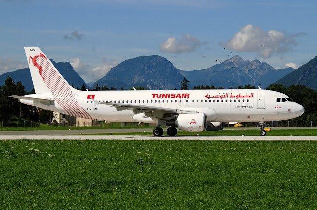 Tunisair shelves planned Ljubljana, Zagreb flights