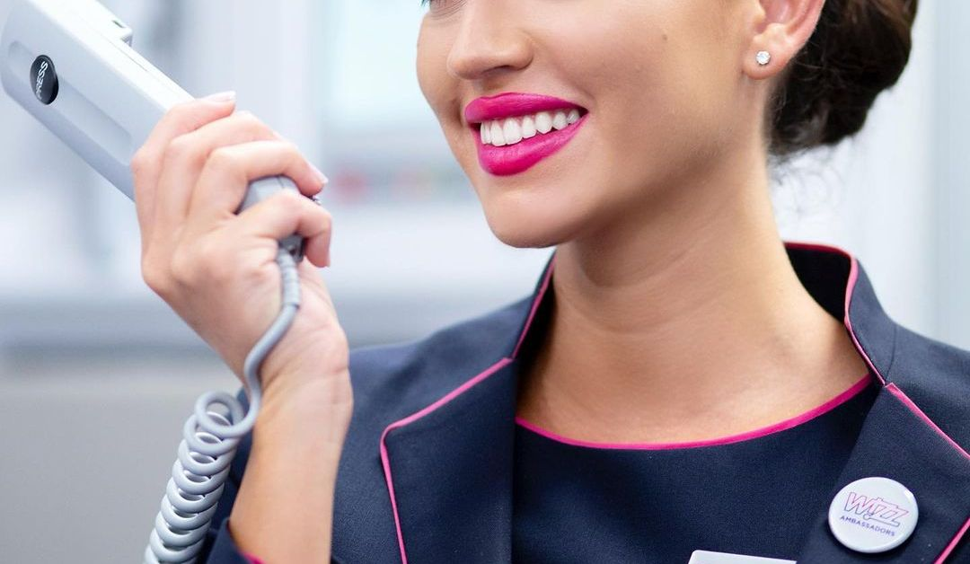 Jobs: Flight Attendant Wizz Air Italy