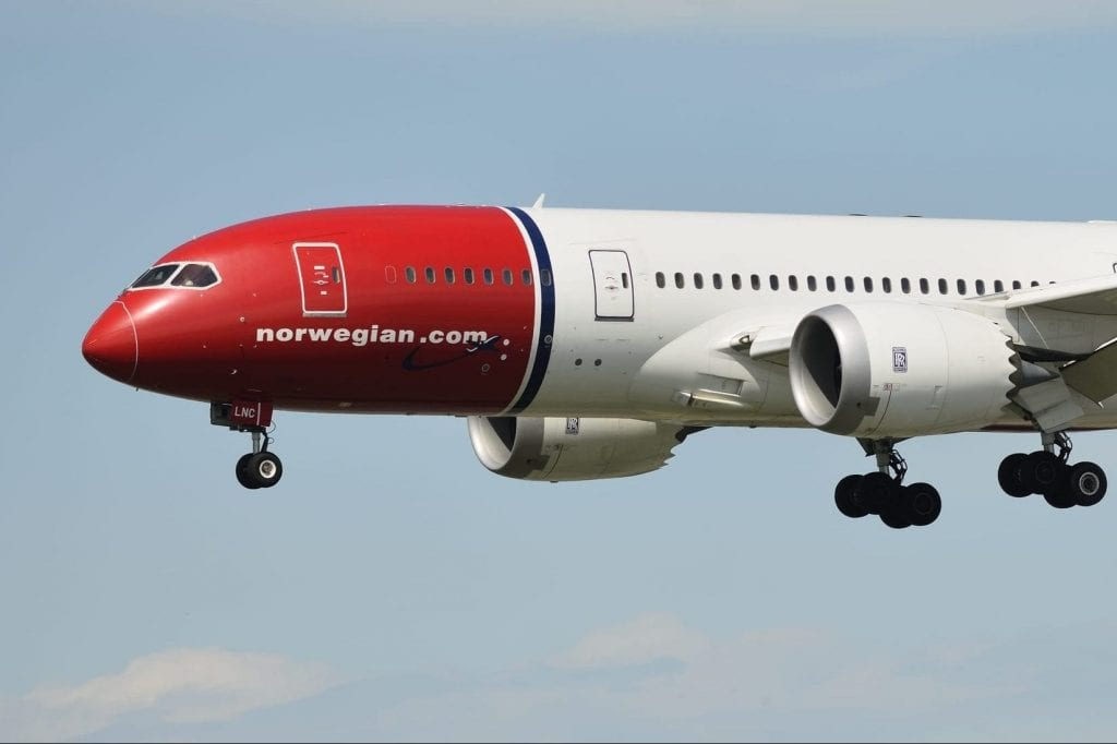 Norwegian aims to fly 50 aircraft this year