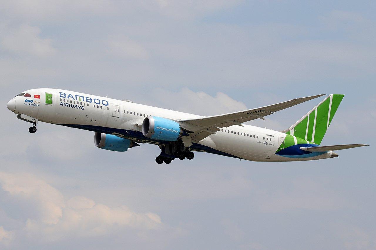 Bamboo Airways Starts Hiring Boeing 787 Dreamliner Pilots