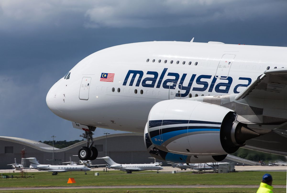 Malaysia Airlines to Retire A380 fleet