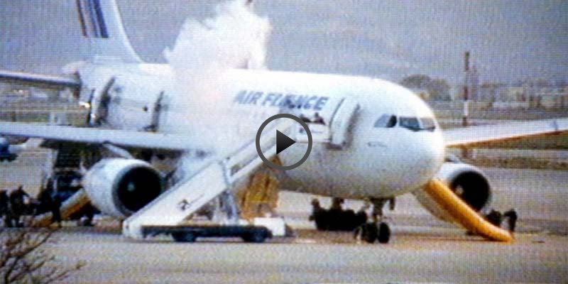 The Hijacking Of Flight 8969