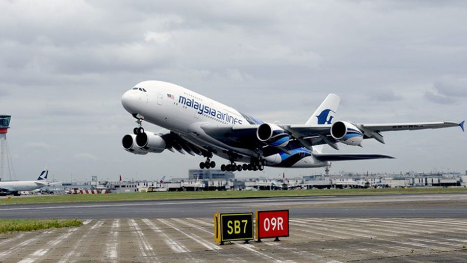 Malaysia Airlines puts Airbus A380s up for sale