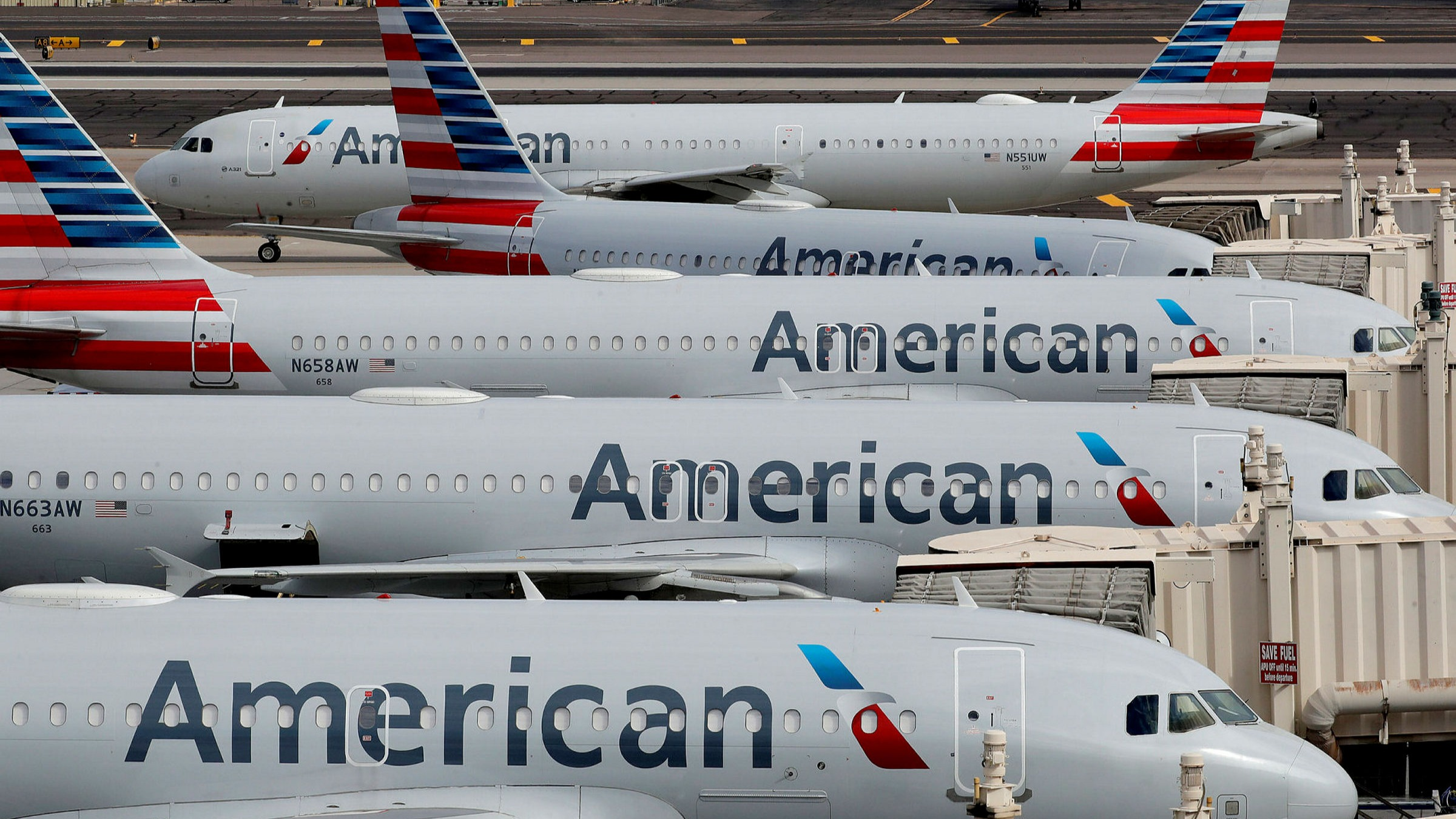 American Airlines reports second quarter 2021 financial results