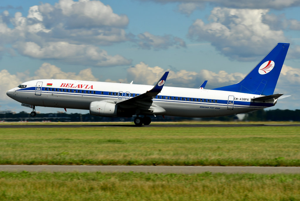 INCIDENT: Belavia 737 diverts to Moscow after suspected engine failure
