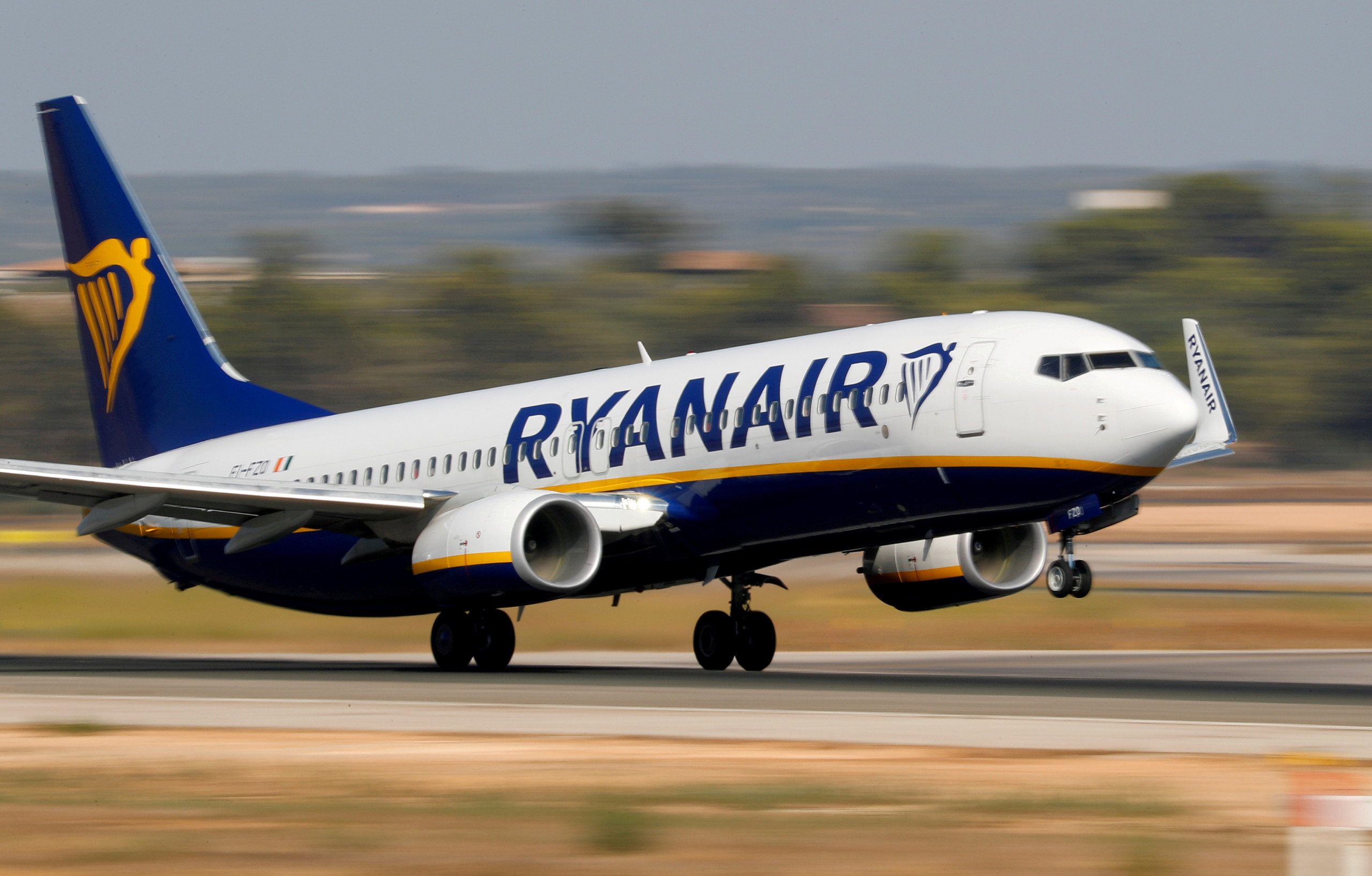 Ryanair expects to fly more passengers this autumn than in summer