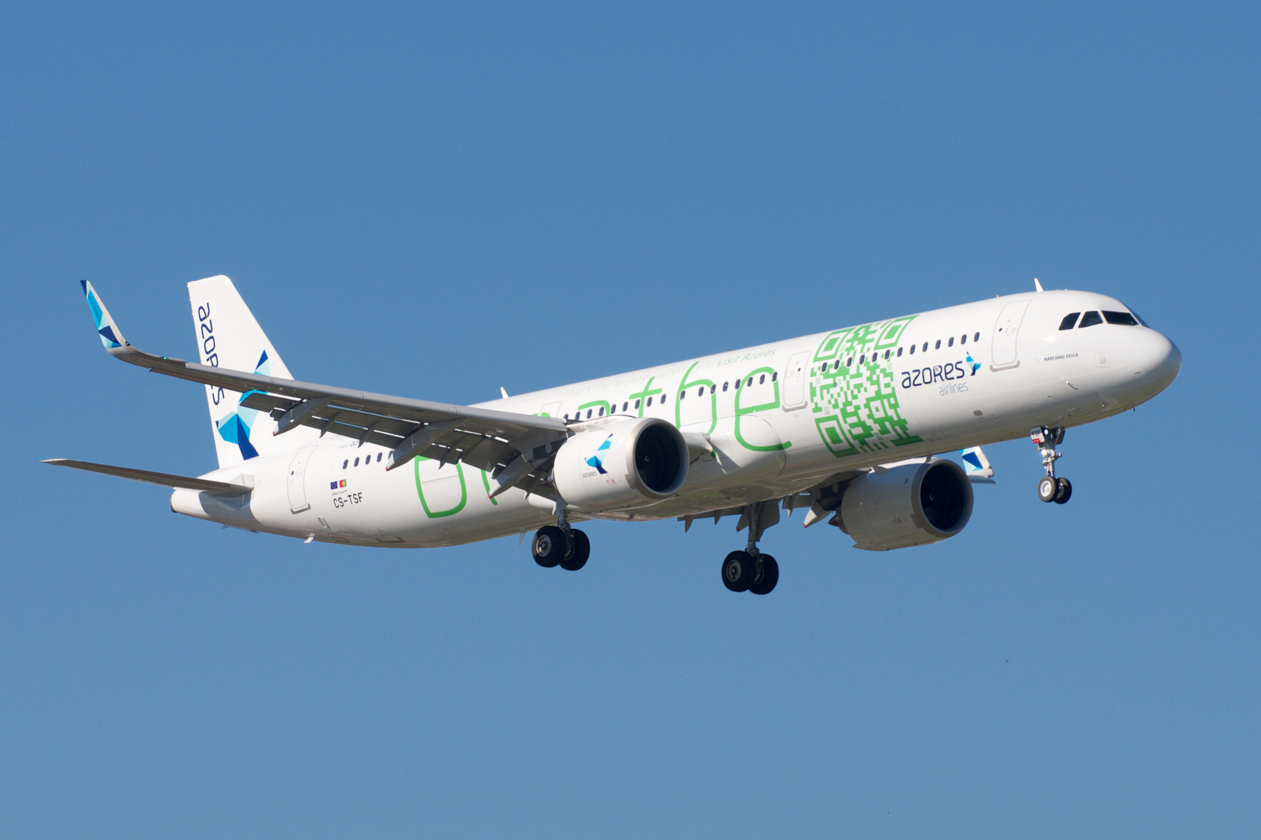 Azores Airlines New Record For Longest Flight