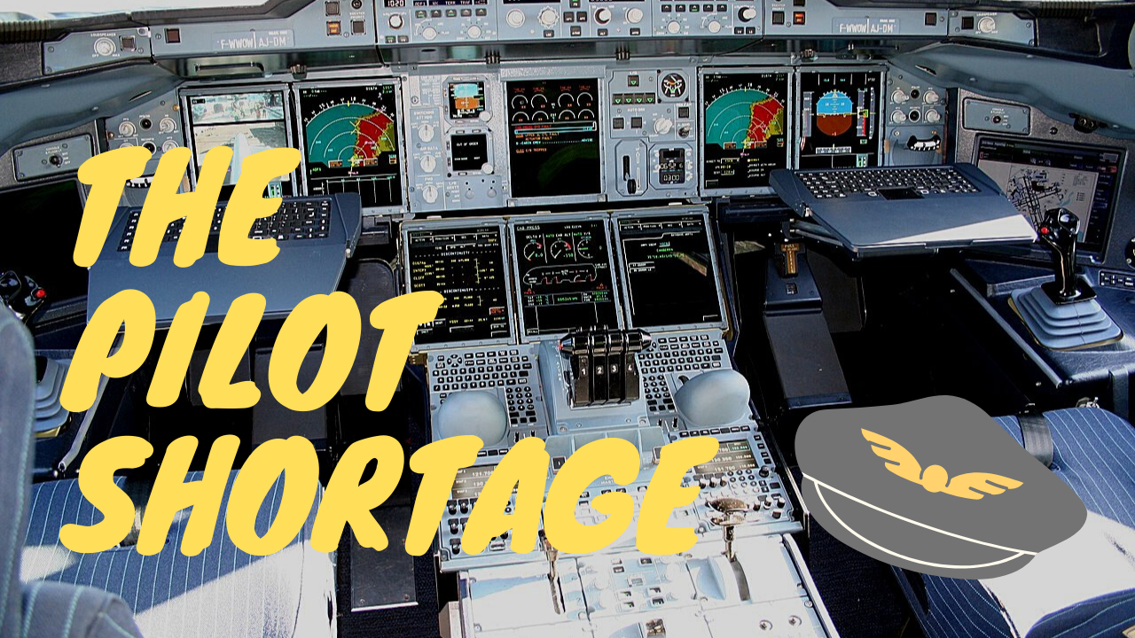 VIDEO: The pilot shortage is the next challenge for airlines