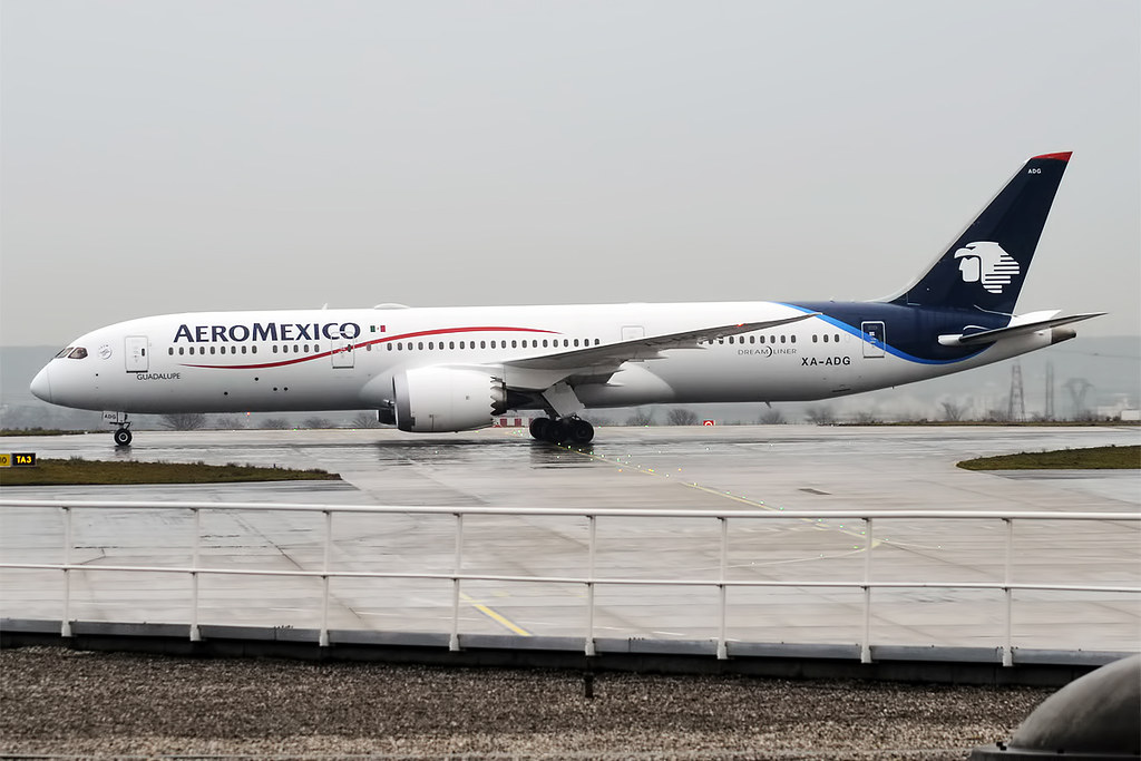 Aeroméxico Reported Its First Positive Quarter Results since the Pandemic Began