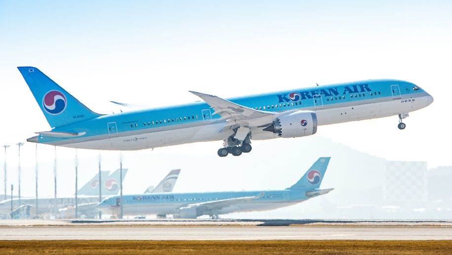 Korean Air to resume flights to Hawaii after 19-month suspension