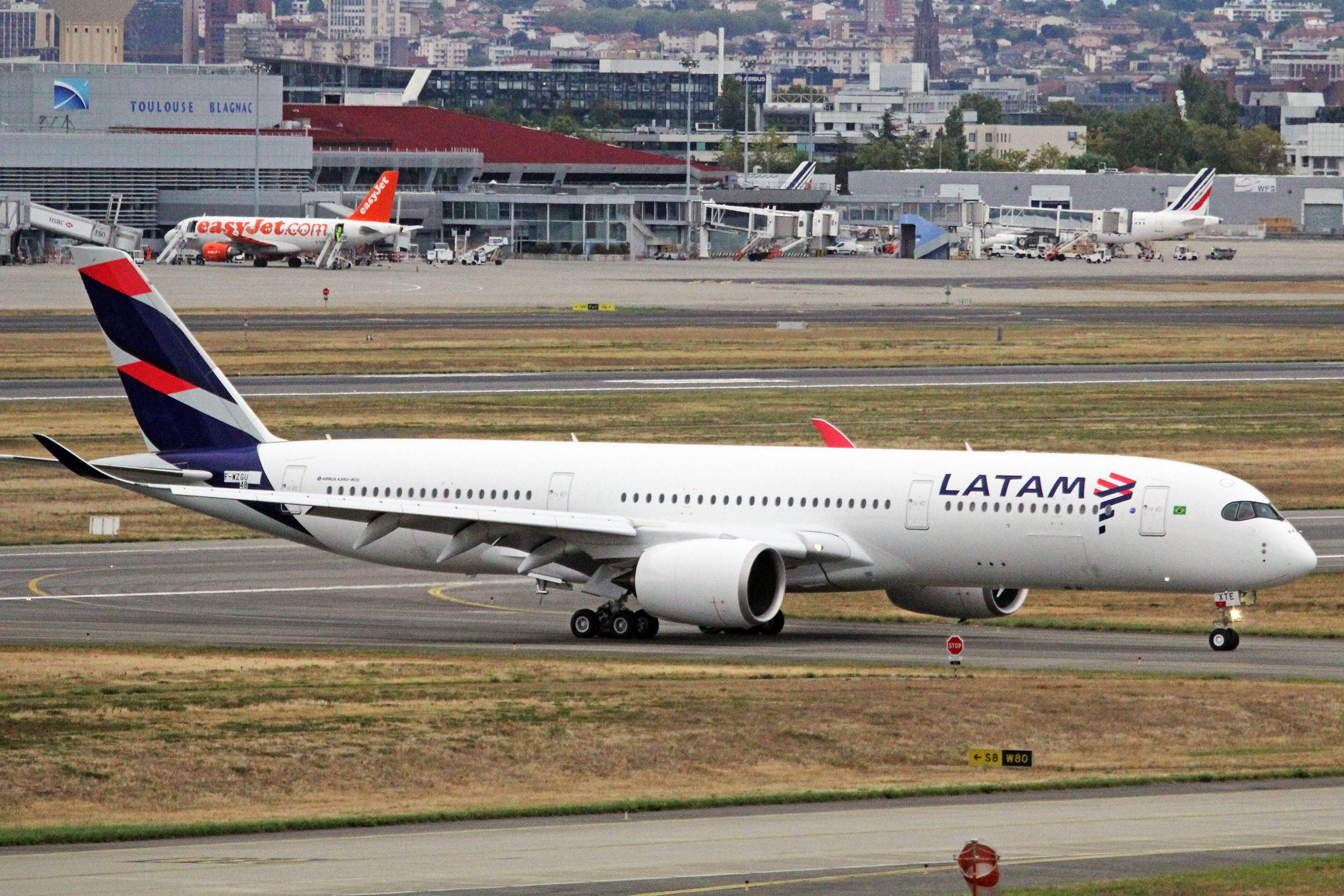 LATAM Airlines Group Struggles To Restore International Network